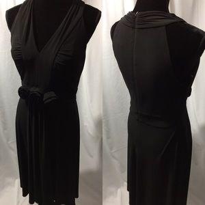 Little Black dress Jessica Howard Sz:12 Preloved